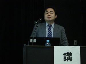 講師の伊貝 幸大 氏