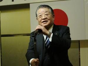 中締め挨拶 石田副理事長