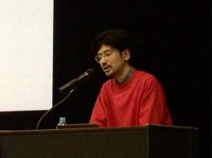 講師の 佐藤 雄介 氏